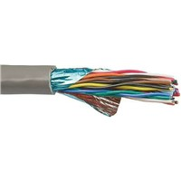 Alpha Wire 4 Pair Braid, Foil Multipair Data Cable(/REACH Regulation, CA Prop 65, CE, CSA - cUL TYPE CM, EU Directive