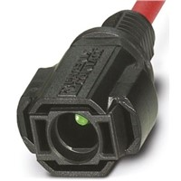 Phoenix Contact PV-FT-CM-C-2.5-130-RD Series, Cable Mount Solar Panel Connector