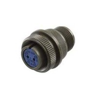 Male Connector Insert size 16 for use with Cylindrical Connector
