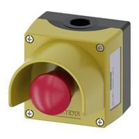 Enclosure for command devices, 22mm