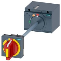 Siemens Door Mounted Rotary Operator Emergency-Stop, For Use With 3VA2 100/160/250