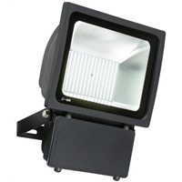 IP65 230V 130W 6000K LED FLOODLIGHT BLK