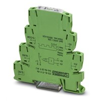 Phoenix Contact SPDT Flasher Timer Relay, 0.3  30 min, 2 Contacts - SPDT Switch Configuration