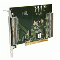 Opto 22 Adapter Card PLC Expansion Module For Use With G4IDC5, G4ODC5, IDC5, ODC5, SNAP-IAC5 - 48 Input, 48 Output
