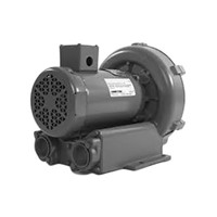 Ametek Remote Drive Regenerative Centrifugal Fan 592.3 x 674.1 x 250.7mm, 1468.72m3/h (DR14RD Series)