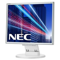 "NEC 17"" SILVER/WHITE LCD TFT MONITOR"