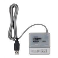 Legrand 4 128 73 USB Adapter Programmable Time Switch