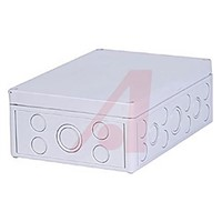 Junction Box; Panel Mnt 7.09x10.0x3.54In