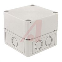 Junction Box; Panel Mnt 70x3.70x3.19In