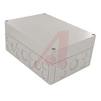 Junction Box; Panel Mnt 7.09x10.0x4.37In