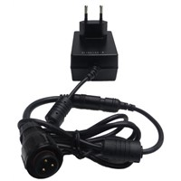 Floodlight Car Charger, 24 V dc, 230 V ac