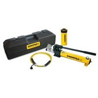 Enerpac Single, Portable General Purpose Hydraulic Cylinder, SCR156PGH, 15t, 152mm stroke