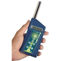Digital sound pressure level meter