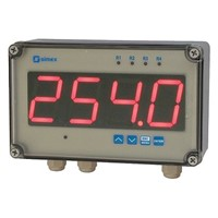 Simex SRP-457-1811-1-4-091 , LED Digital Panel Multi-Function Meter for Voltage
