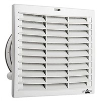 Fan Filter, Intake Filter, 223 x 223mm, Synthetic Mesh