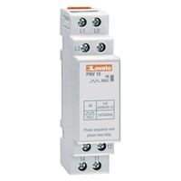 Lovato Voltage Monitoring Relay With SPDT Contacts, 208  480 V ac Supply Voltage, 3 Phase, Self Powered