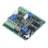 Actuonix, Linear Actuator Control Board, Analogue, Digital Control, 5 24 V dc, 4 A, Panel Mount