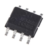 DiodesZetex AP34063S8G-13, 1-Channel, Inverting, Step Down/Step Up DC-DC Converter, Adjustable 8-Pin, SOP