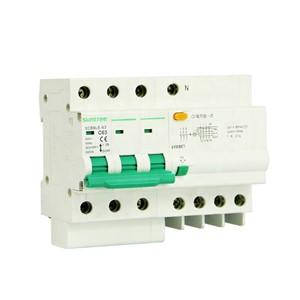 SCB8LE Residual Current Circuit Breaker SCB8LE-63-3P+N-6A 30mA 6KA C Curve RCD ELCB RCCB by Suntree