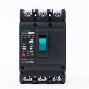 ECVV Moulded Case Circuit Breaker Frame 160 A, TGM1N-160L/3300-125A