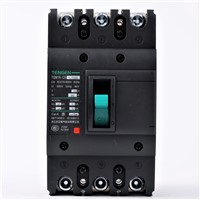 ECVV Moulded Case Circuit Breaker Frame 125 A, TGM1N-125M/3300-80A Breaking Capacity Class M, 3-Pole, Thermomagnetic Tripping, MCCB