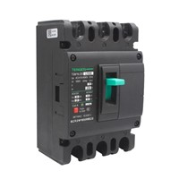ECVV Moulded Case Circuit Breaker Frame 320 A, TGM1N-320L/3300-320A Breaking Capacity Class L, 3-Pole, Thermomagnetic Tripping, MCCB