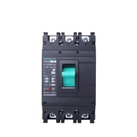 ECVV Moulded Case Circuit Breaker Frame 630 A, TGM1N-630L/3300-400A Breaking Capacity Class L, 3-Pole, Thermomagnetic Tripping, MCCB